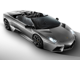 Photos of Lamborghini Reventón Roadster 2009