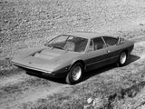 Lamborghini Urraco P250 Prototipo 1971 wallpapers