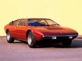 Lamborghini Urraco P250 1972–74 wallpapers