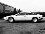 Lamborghini Urraco P111 1974–76 images