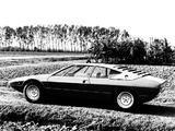 Pictures of Lamborghini Urraco P250 Prototipo 1971