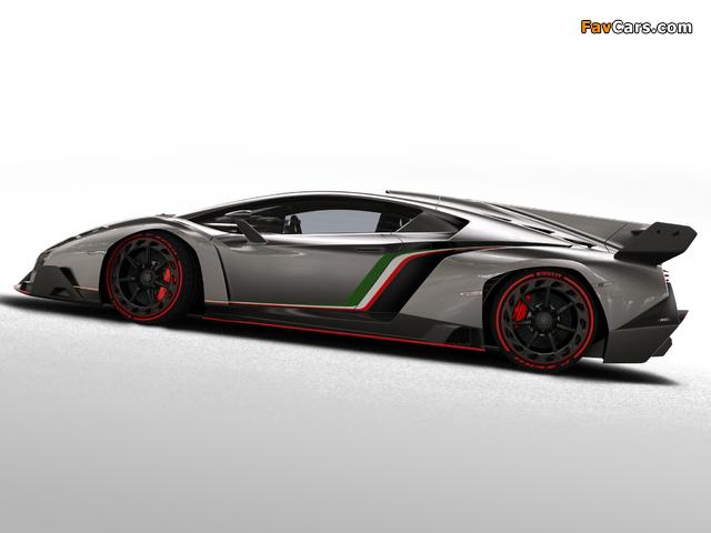 Lamborghini Veneno 2013 images (640 x 480)