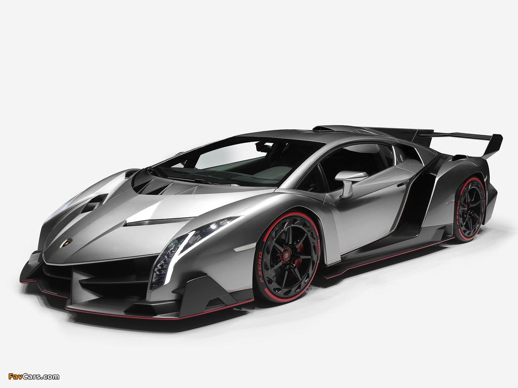 Lamborghini Veneno 2013 images (1024 x 768)