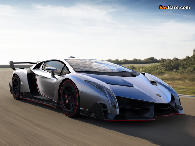 Lamborghini Veneno 2013 photos (640 x 480)