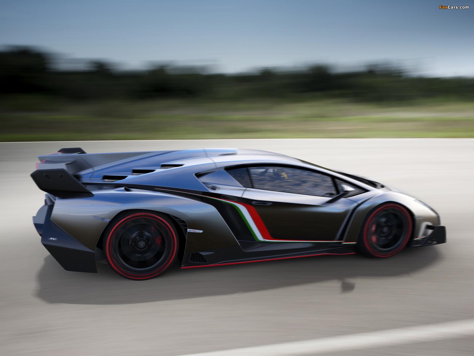 Lamborghini Veneno 2013 photos (1600 x 1200)