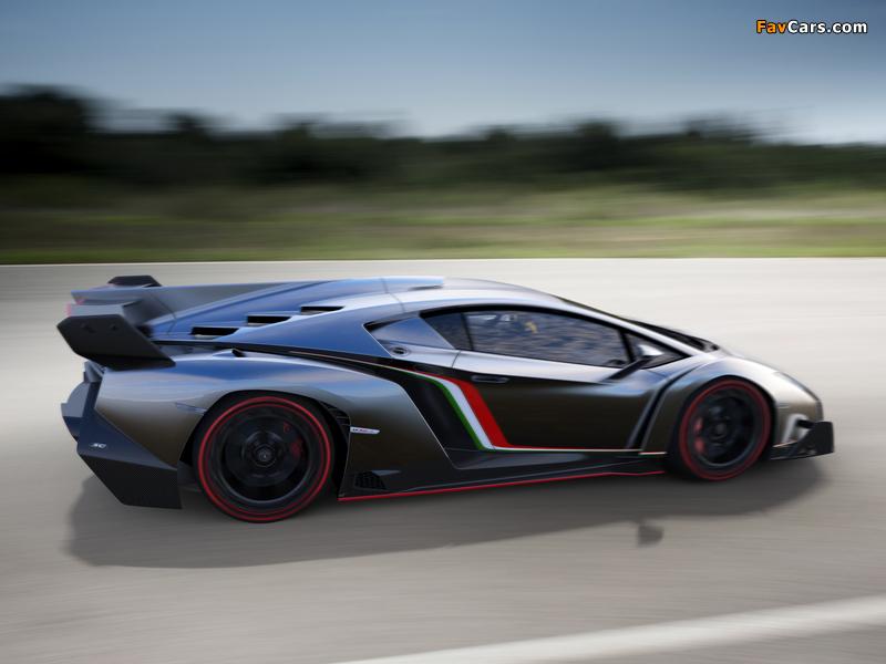 Lamborghini Veneno 2013 photos (800 x 600)