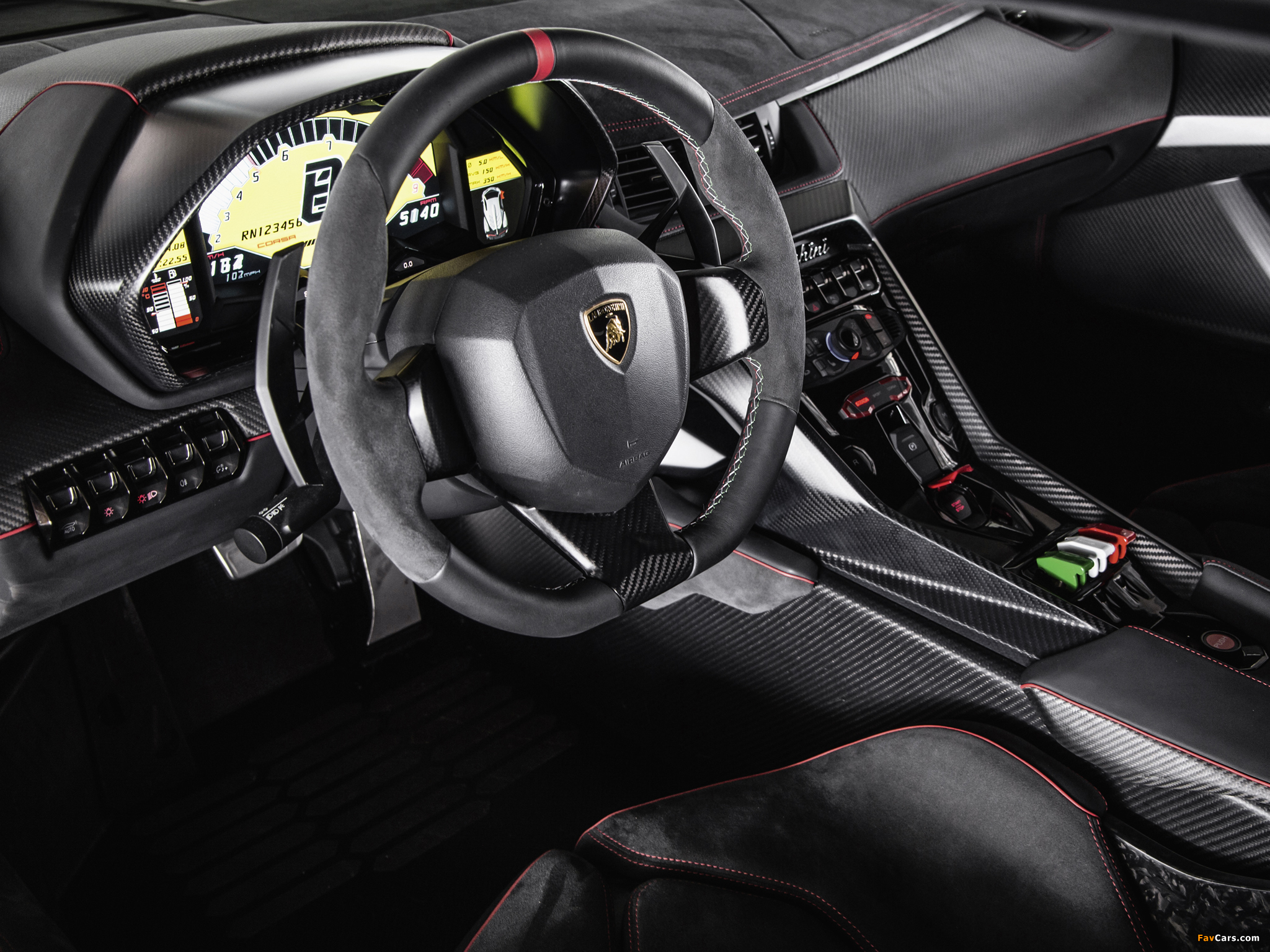 Lamborghini Veneno 2013 photos (2048 x 1536)