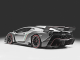 Lamborghini Veneno 2013 wallpapers