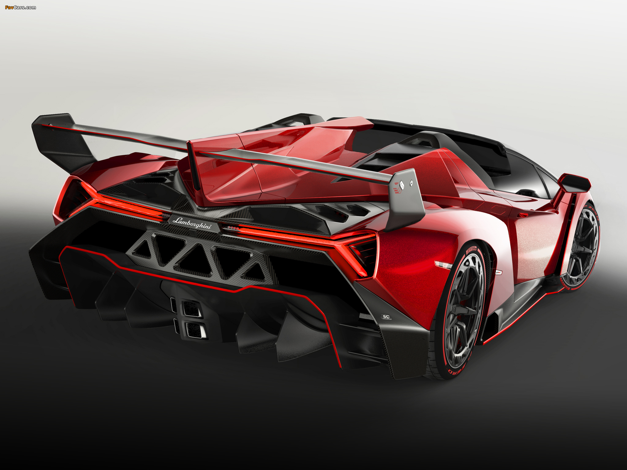 Lamborghini Veneno Roadster 2014 pictures (2048 x 1536)