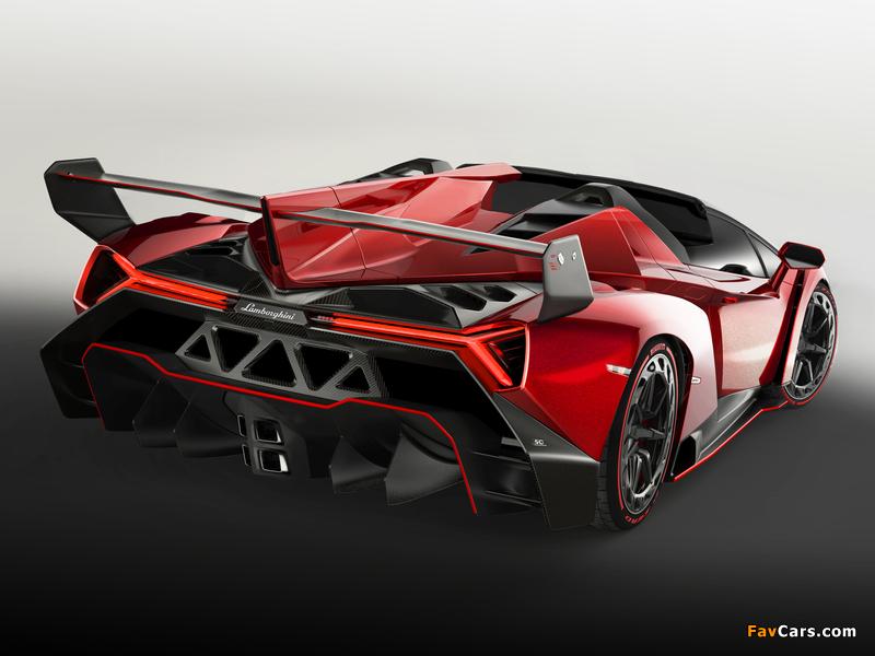 Lamborghini Veneno Roadster 2014 pictures (800 x 600)