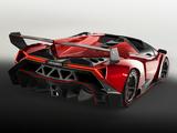 Lamborghini Veneno Roadster 2014 pictures