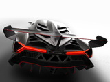 Photos of Lamborghini Veneno 2013