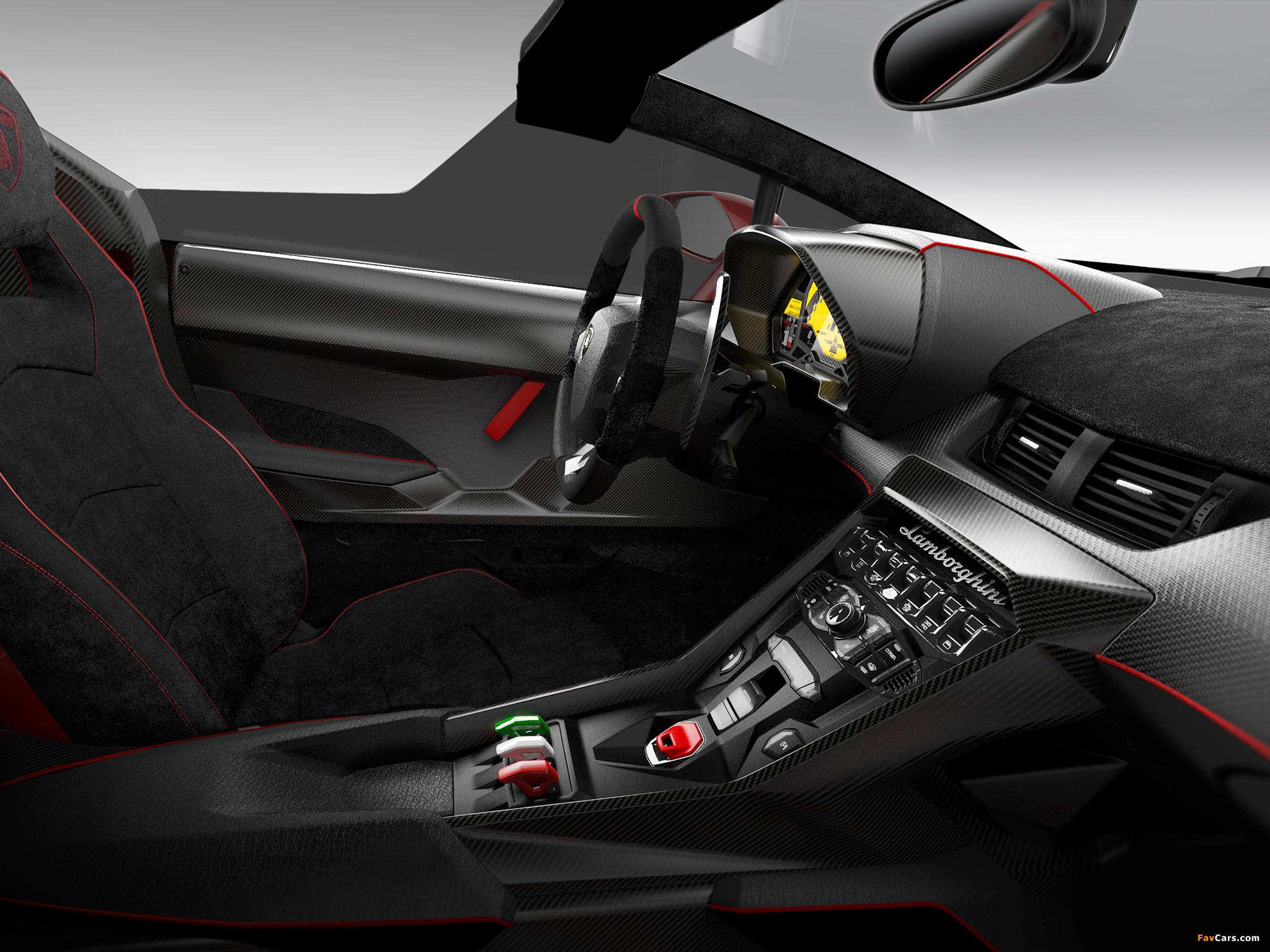 Photos of Lamborghini Veneno Roadster 2014 (2048 x 1536)