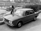 Lancia 2000 Berlina (820) 1971–74 pictures