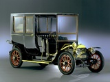 Lancia Alpha 12 HP Limousine (Tipo 51) 1907–08 pictures