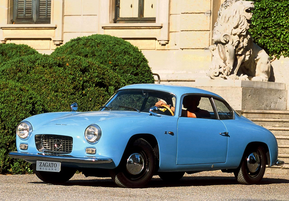 Lancia Appia Sport Zagato Wallpapers