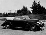 Lancia Aprilia Cabriolet (239) 1937–39 wallpapers