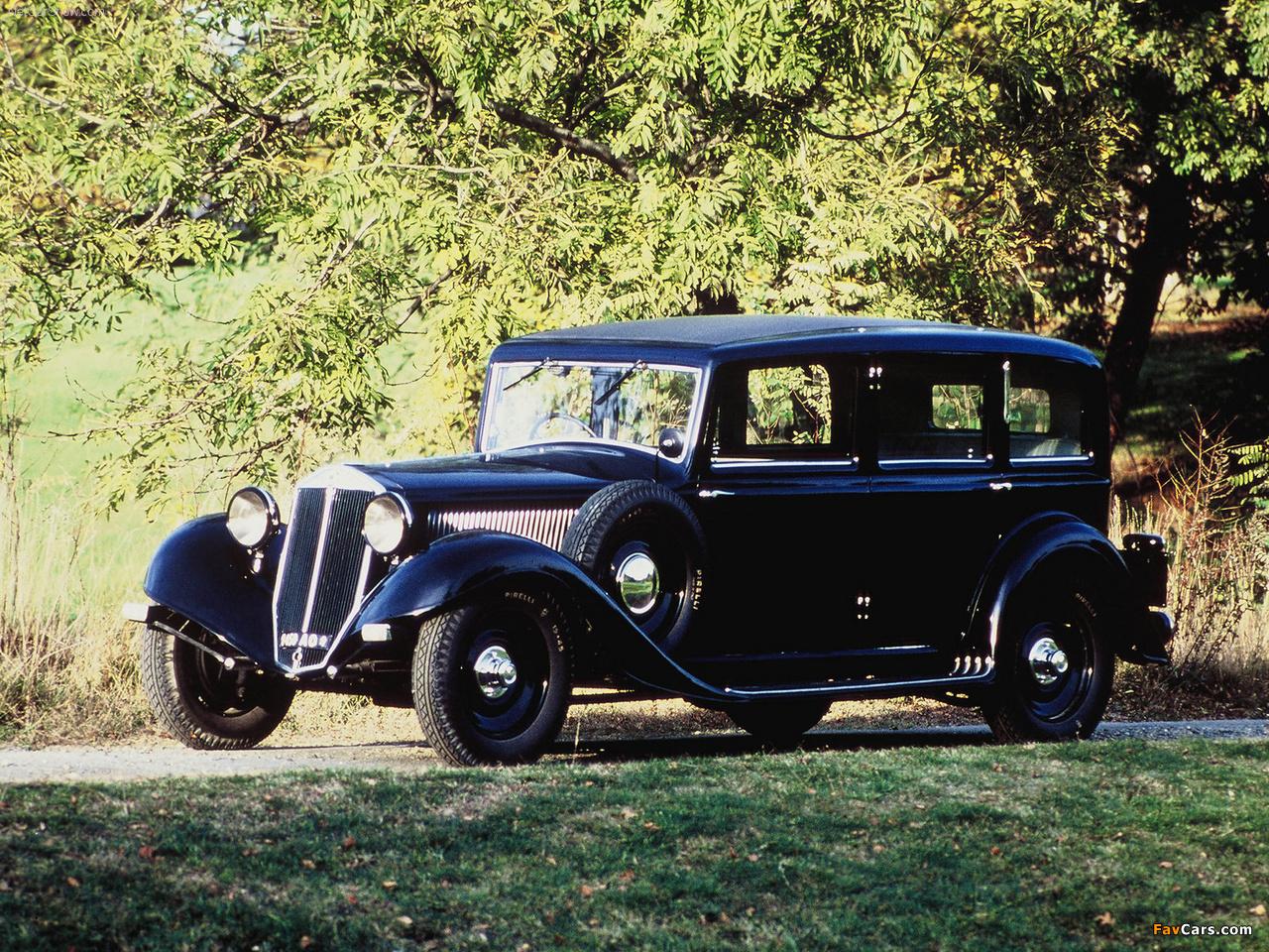 Photos of Lancia Artena Berlina 6 posti 3ª serie (228A) 1933–36 (1280 x 960)
