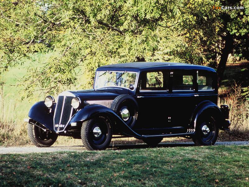 Photos of Lancia Artena Berlina 6 posti 3ª serie (228A) 1933–36 (800 x 600)