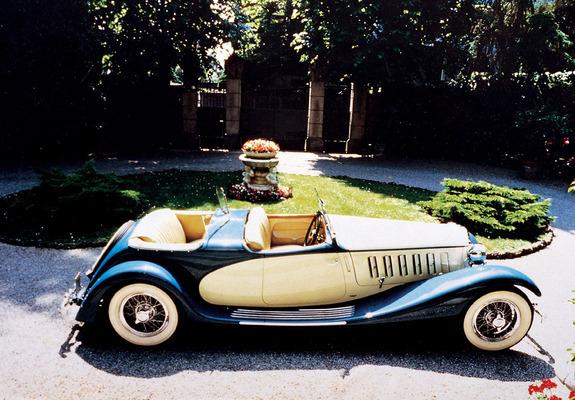 Images of Lancia Astura Double Phaeton 1933