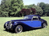 Lancia Astura Sports Coupe by Pourtout 1938 pictures