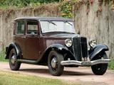 Lancia Augusta Berlina 1935 photos