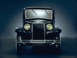 Pictures of Lancia Augusta 1933–37