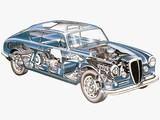 Lancia Aurelia (B20) Coupe 1954 pictures