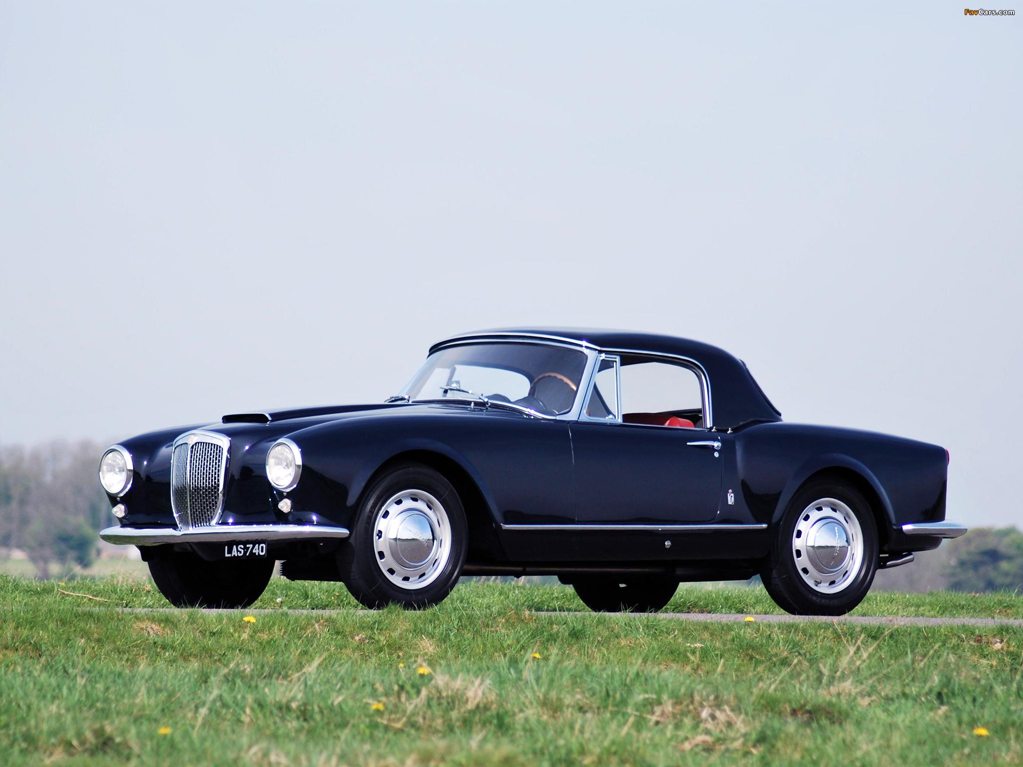 Wallpaper Lancia Car Classic