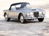 Lancia Aurelia GT Convertible US-spec (B24) 1956–58 wallpapers