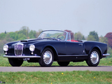 Photos of Lancia Aurelia GT Convertible (B24) 1956–58
