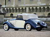 Photos of Lancia Belna Cabriolet (F234) 1934–37