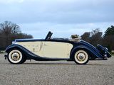 Pictures of Lancia Belna Cabriolet (F234) 1934–37