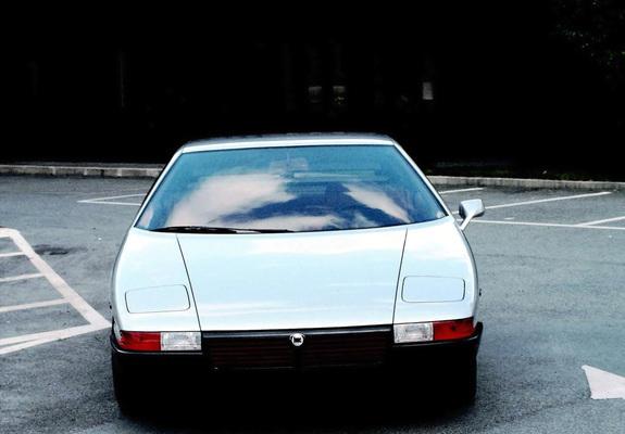 Lancia Medusa Concept 1980 Pictures