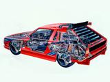 Lancia ECV Prototipo 1987–88 photos