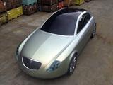 Lancia Granturismo Concept 2002 images