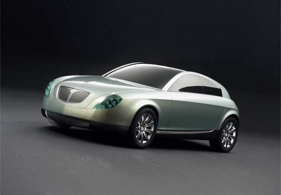 Lancia Granturismo Concept 2002 Photos