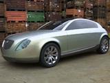 Lancia Granturismo Concept 2002 pictures