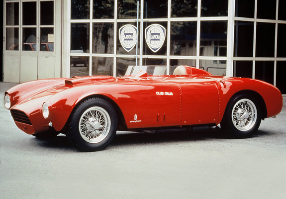 Lancia D24 Spider Sport 1953–54 pictures