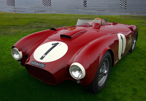 Lancia D24 Spider Sport 195354 Wallpapers