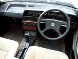 Lancia Dedra UK-spec (835) 1989–94 photos