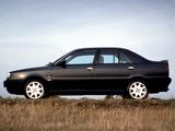 Lancia Dedra HF Turbo UK-spec (835) 1992–94 wallpapers