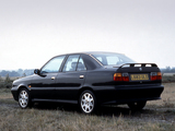 Pictures of Lancia Dedra HF Turbo UK-spec (835) 1992–94