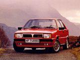 Lancia Delta HF Turbo UK-spec (831) 1986–91 photos