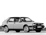 Lancia Delta HF Integrale (831) 1987–89 pictures