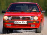 Photos of Lancia Delta HF 4WD (831) 1986–87