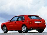 Photos of Lancia Delta HF Integrale Evoluzione II (831) 1993–94