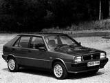 Pictures of Lancia Delta HF Turbo UK-spec (831) 1986–91