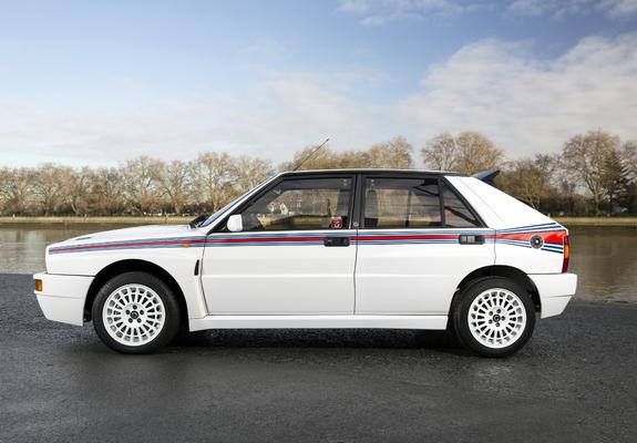 Lancia Delta Hf Integrale Evoluzione Martini 5 831 1992