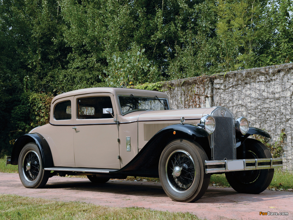 Images of Lancia Dilambda Coupe (I) 1928–31 (1024 x 768)
